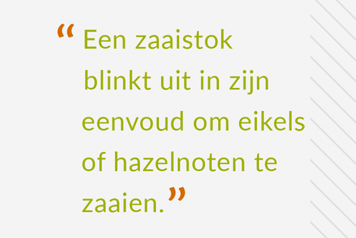 Quote zaaistok